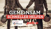 Hochwasser - Polo Motorrad unterstützt Hilfsaktion
