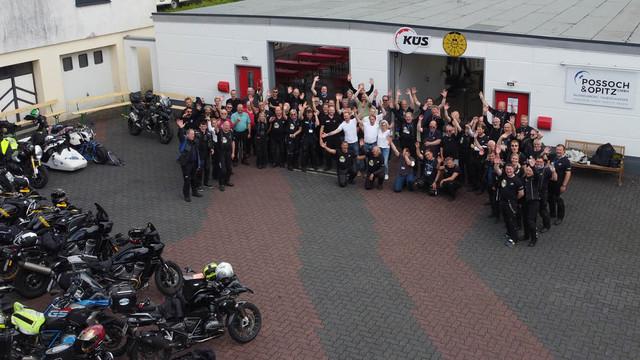 Motorradtour 2021 - Benzingespräche und Ideen für Händlers Business
