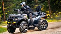 ZIV - Neuzulassungen August 2021: Quad/ATV