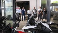 Hakvoort - Neue Werkstatt in Eitorf