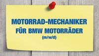 Kohl automobile GmbH sucht ab sofort einen Motorrad Mechaniker (m/w/d) für BMW Motorräder