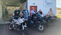 Motorradtour - Finale Anmeldung bis zum 1. Juli