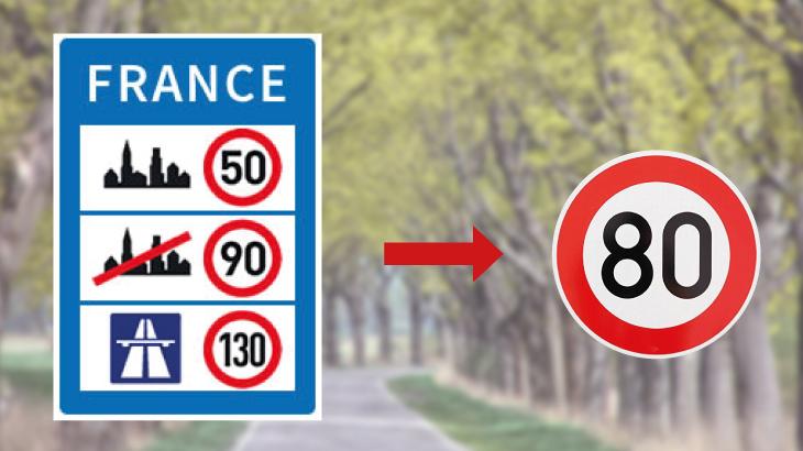 Tempo 80 auf Landstraßen gefordert - Bremsen für mehr